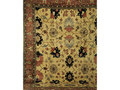 1970s Persian Sultanabad room-size rug, the oversized